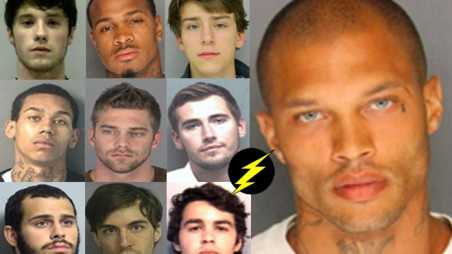 sexy criminals photos mug shots foxy felons jeremy meeks