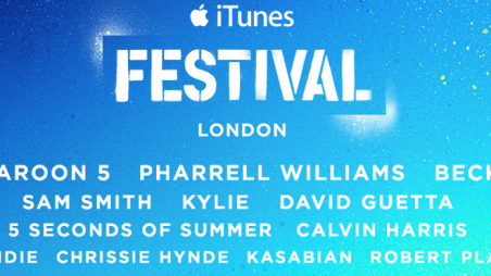 2014 iTunes Festival - First Round Performers