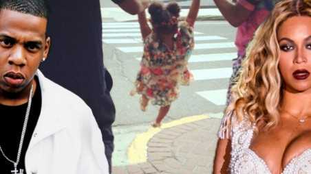 Beyonce split jay z divorce rumors blue ivy family photos