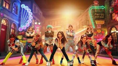 Girls' Generation I Got a Boy feature