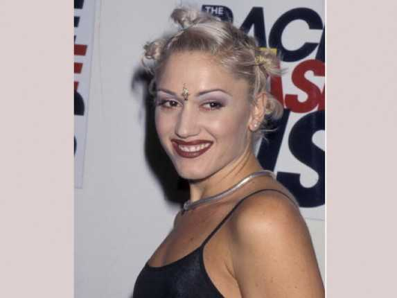 gwen stefani at live 105 s bfd in 1996 gwen stefani at the 24th annual ... Gwen Stefani