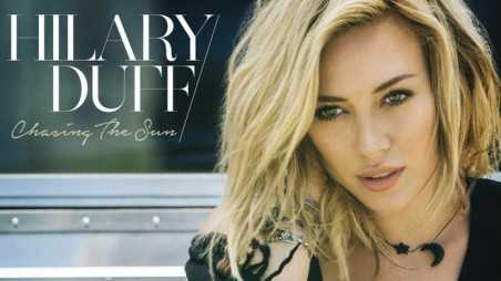 Hilary Duff - Chasing The Sun 1