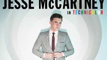 Jesse McCartney, 'In Technicolor': Album Review