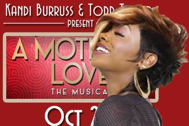 Kandi burruss diva rider demands mothers love musical show