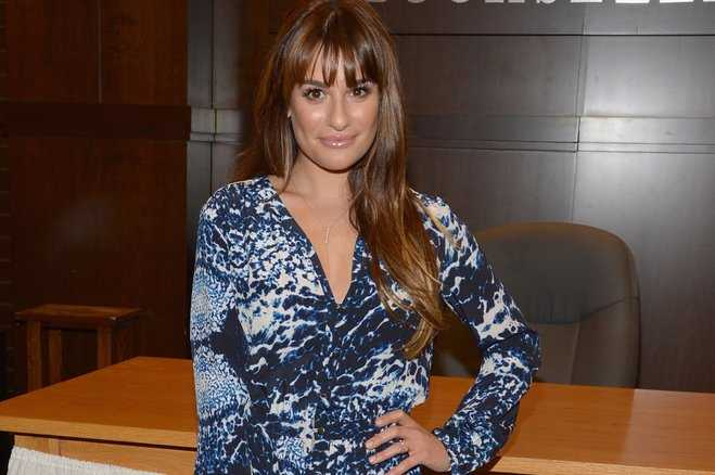 Lea Michele Baby Rumor Featured