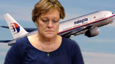 MH17 Malaysian Airlines crash woman loses family both MH370 mystery