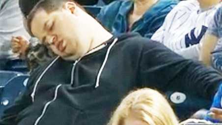 Man sues espn yankees game fat shaming law suit andrew rector