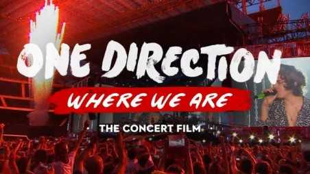 One Direction Concert Film Featured