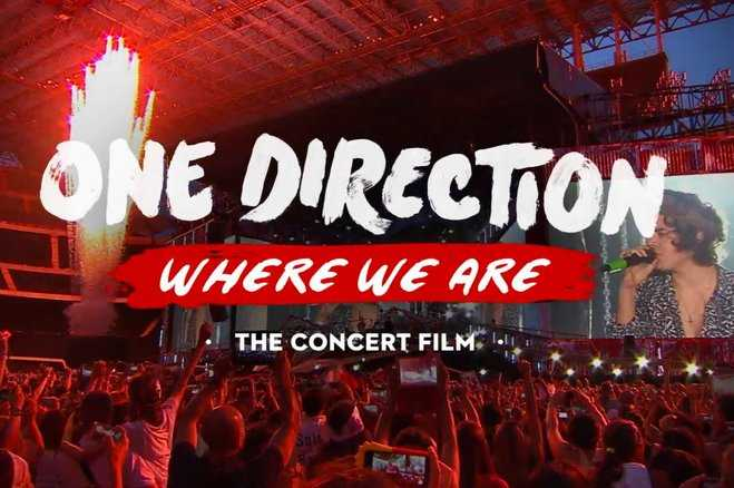 One Direction - Concert Film