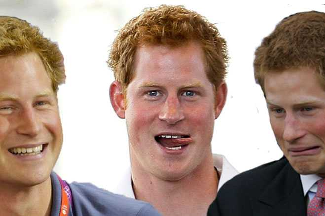 Prince harry Photobomb commonwealth games new zealand rugby cheeky