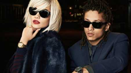 Rita Ora DKNY feature