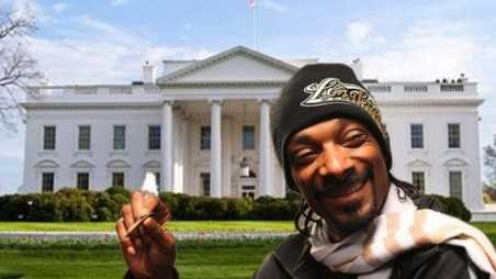 Snoop Dogg smoked weed white house obama drugs