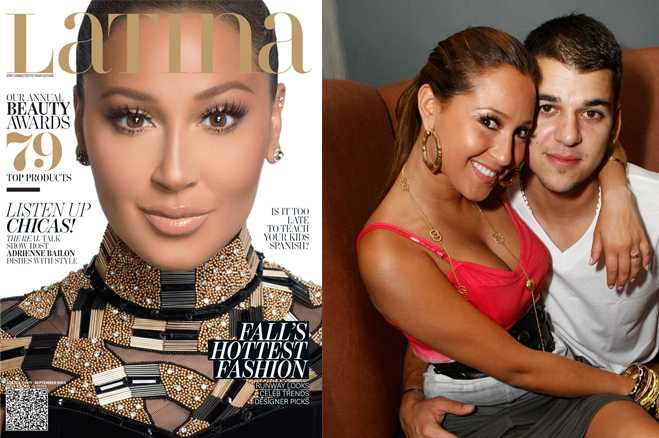 Messed Up Life Quotes: Adrienne Bailon—Rob Kardashian Was Disloyal And A Total
