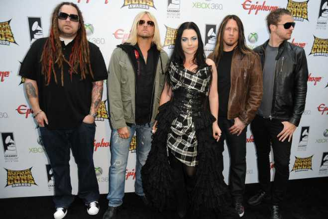 evanescence feature