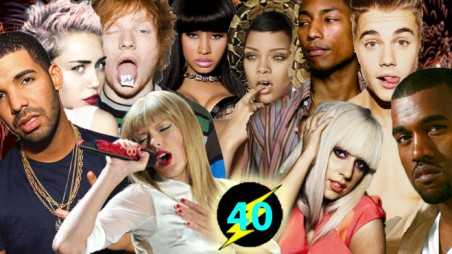 greatest biggest artists today now best selling popdust 40 pop music fame whores
