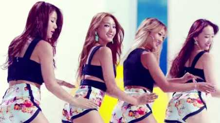 sistar touch my body feature