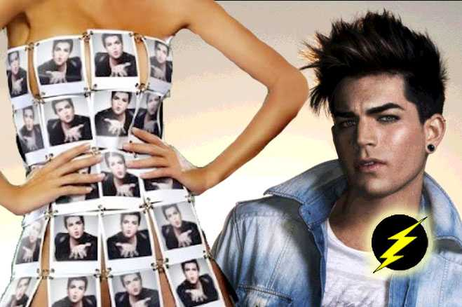 Adam Lambert fan art photos best