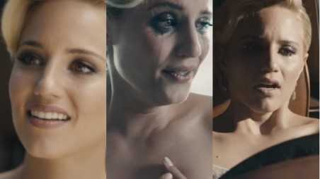 Dianna-Agron-In-Sam-Smith's-I'm-Not-The-Only-One-Music-Video