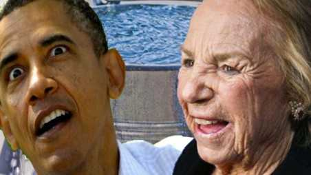 Ice Bucket Challenge ethel kennedy President Obama nominated