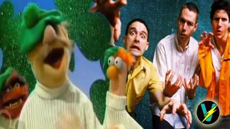 Muppets Rapping beastie boys video