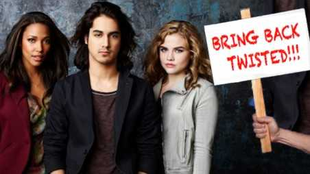 Twisted Cancelled Fans Fight Petition ABC Family