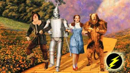 Wizard of Oz Secrets photos 75 anniversary judy garland Yellow Brick Road