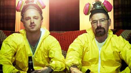 breaking bad new season 6 hoax Vince Gilligan CNN fake interview not returning