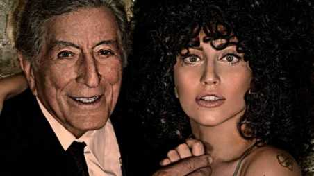 lady gaga cheek to cheek feature
