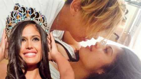 miss spain gay Patricia Yurena Rodriguez comes out instagram lesbian beauty queen