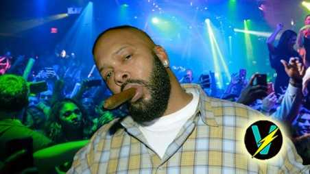 suge knight shooting video chris brown party 1oak hollywood