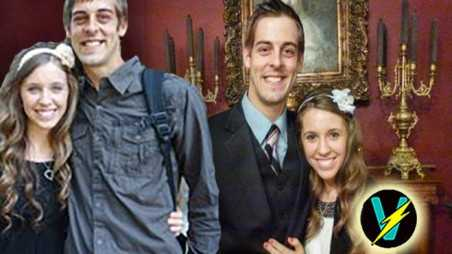19 kids counting jill duggar derrick engagement photos wedding countdown fever