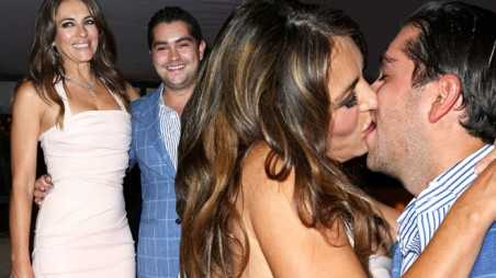 British Banker Pays $81,000 To Make Out With Elizabeth Hurley