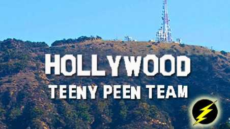 Hollywood stars small penises actors tiny cocks well hung