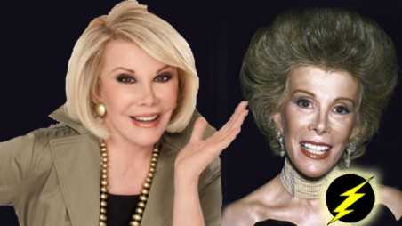 Joan rivers dead dies obituary young photos career