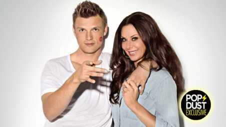 Nick Carter reality show wife Lauren VH1 boybander trainwreck