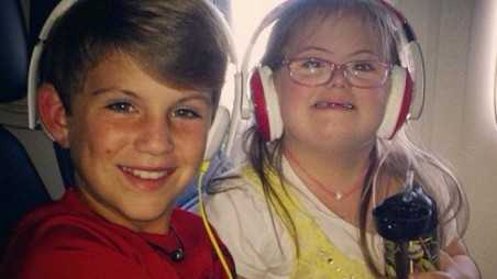 Rapper MattyB Music Video Sister Down Syndrome feature