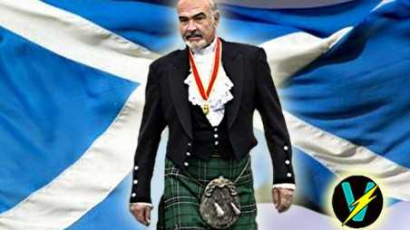 Sean Connery scottish independence video message nation jerry shadowitsh