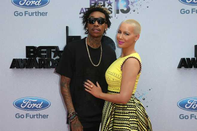 amber rose wiz khalifa cheating