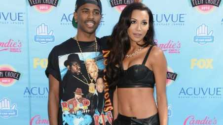big sean naya rivera crazy bitch