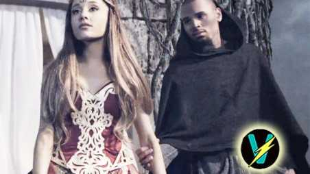 chris brown ariana grande dont be gone too long video