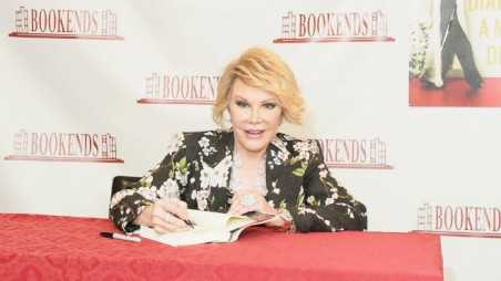 joan rivers throat doctor selfies