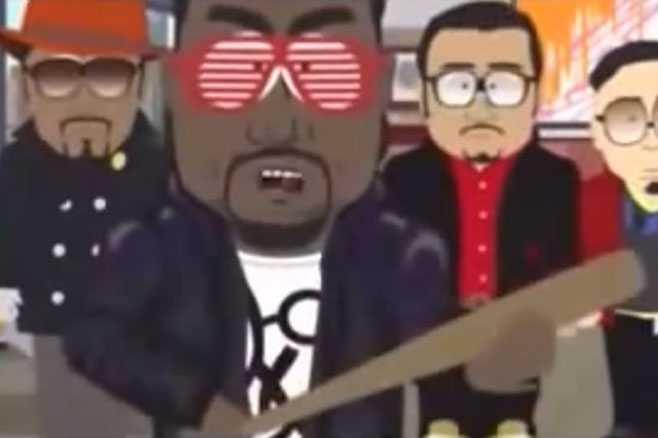 Kanye west 2014 quotes for Fish sticks south park