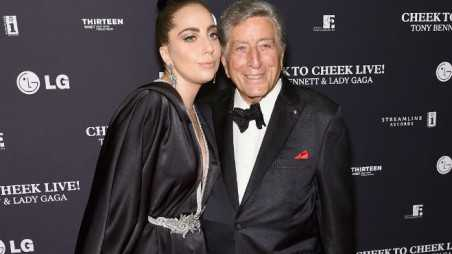 lady gaga tony bennett saved life