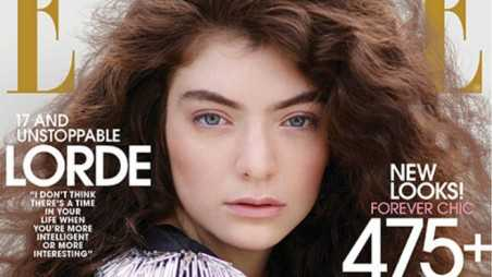lorde elle magazine feature