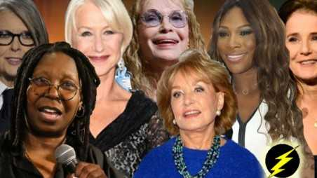 Female Rape Apologists Celebrities