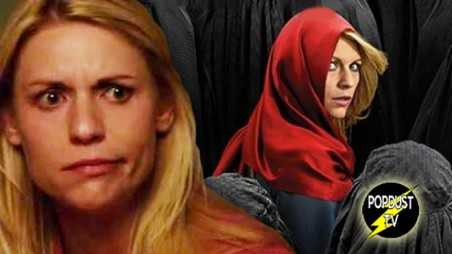 Homeland S04E05 recap about boy carrie crazy