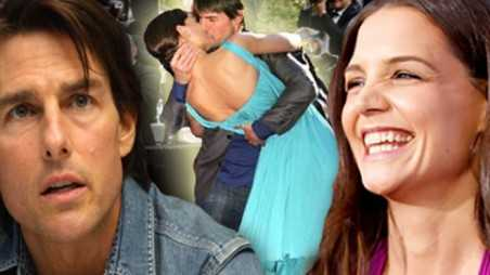 Katie Holmes split tom cruise divorce fear Scientology