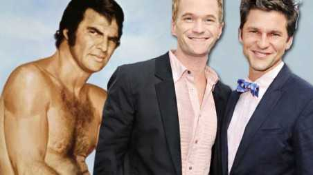 Neil patrick harris gay struggle drugs burt reynolds autobiography
