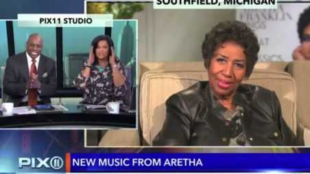 aretha franklin feature