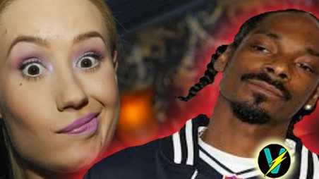 iggy azalea snoop dogg attack feud threats